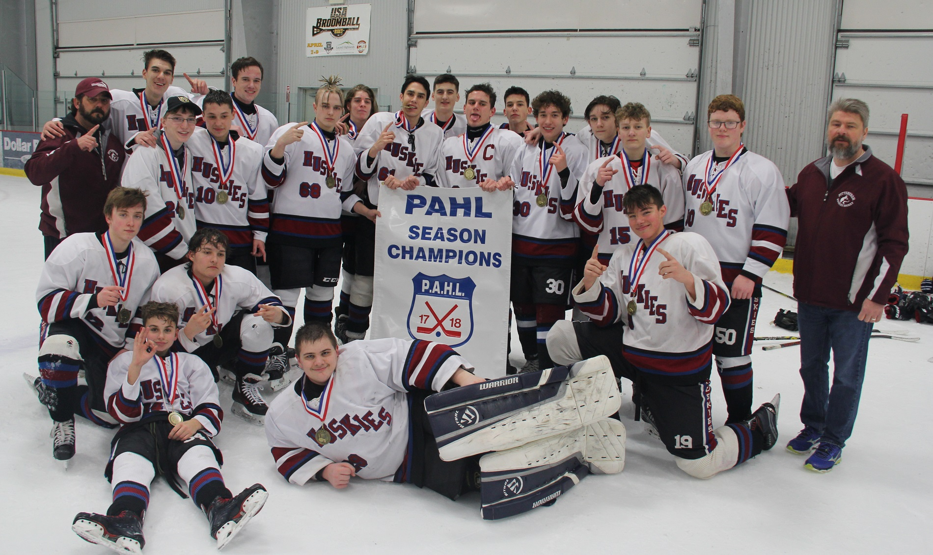 Pittsburgh Huskies Top Notch Youth Hockey In Pittsburgh